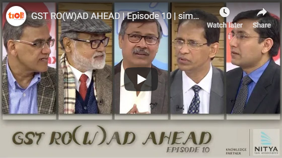 GST AHEAD I Episode 10 simply in TAXicating