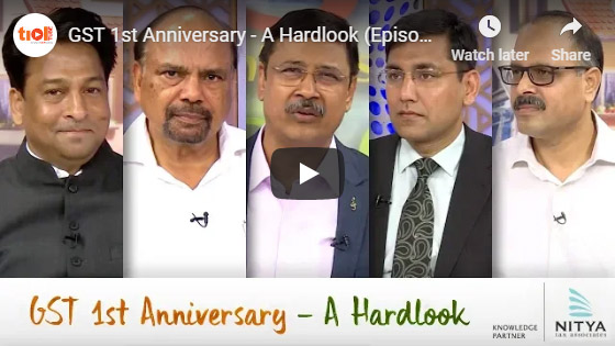 GST 1st Anniversary — A Hardlook (Episode l) I simply in  TAXicating
