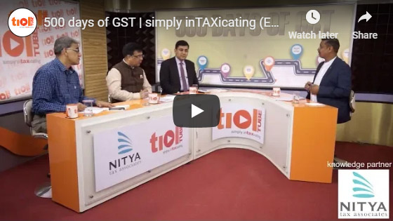 500 days of GST I simply in TAXicating (Episode 2)