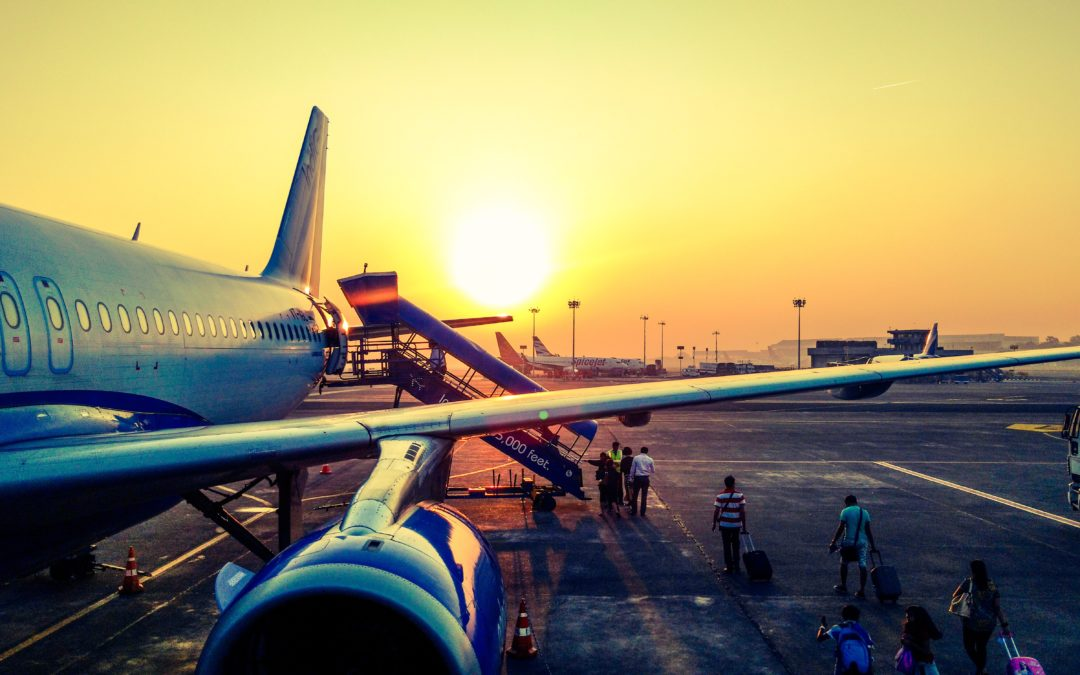 ITC on air tickets – Process of obtaining airline GST invoices