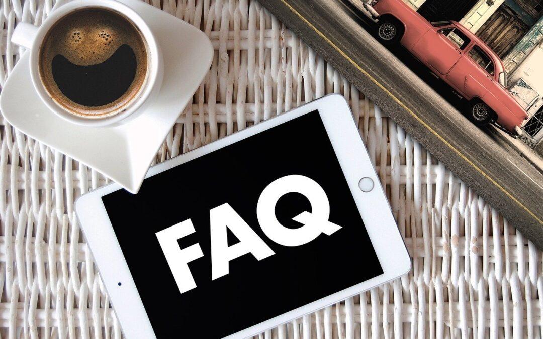 FAQs on CAROTAR 2020