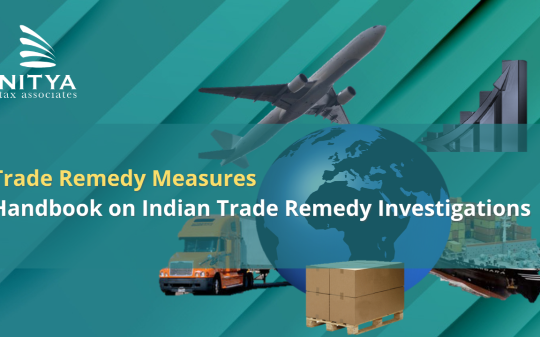 Trade Remedy Measures l Handbook on Indian Trade Remedy Investigations